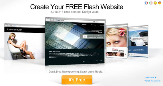 wix-free-website-builder
