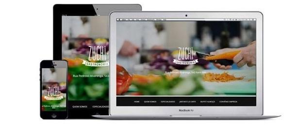 Branding Zuchi Gastronomia