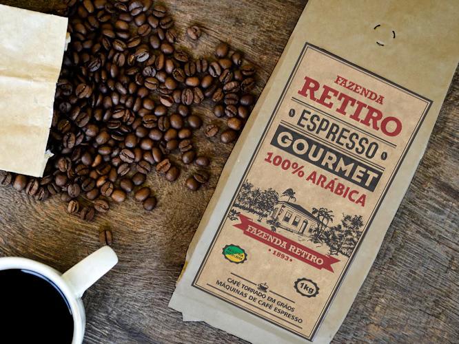 embalagem cafe